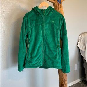 Mountain HardWear Fuzzy Fleece Jacket
